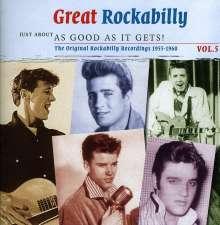 Great Rockabilly Vol. 5, 2 CDs