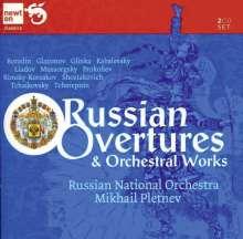Russische Ouvertüren, 2 CDs