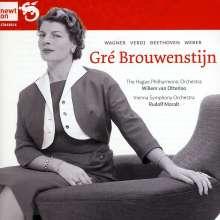 Gre Brouwenstijn singt Arien, CD