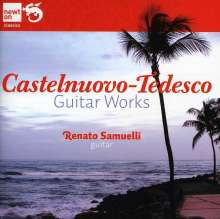 Mario Castelnuovo-Tedesco (1895-1968): Gitarrenwerke, CD