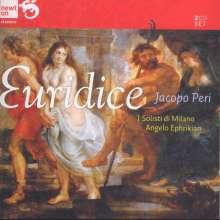 Jacopo Peri (1561-1633): Euridice, 2 CDs