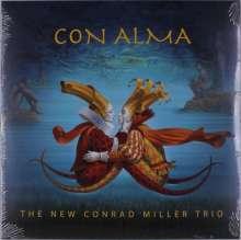 The New Conrad Miller Trio: Con Alma, LP