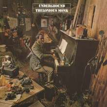 Thelonious Monk (1917-1982): Underground (remastered) (180g), LP