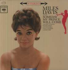 Miles Davis (1926-1991): Someday My Prince Will Come (180g), LP