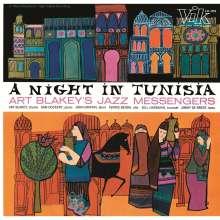 Art Blakey (1919-1990): A Night In Tunisia (1957) (remastered) (180g), LP