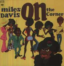 Miles Davis (1926-1991): On The Corner (180g), LP