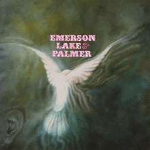 Emerson, Lake & Palmer: Emerson, Lake & Palmer (180g) (Limited Edition), 2 LPs