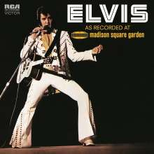 Elvis Presley (1935-1977): As Recorded At Madison Square Garden (remastered) (180g), 2 LPs