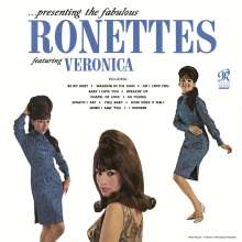 The Ronettes: Presenting The Fabulous Ronettes Feat. Veronica (180g), LP