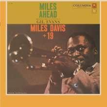 Miles Davis (1926-1991): Miles Ahead (180g) (mono), LP