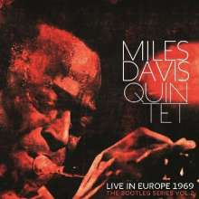 Miles Davis (1926-1991): Bootleg Series 2 - Live In Europe 1969 (180g), 4 LPs