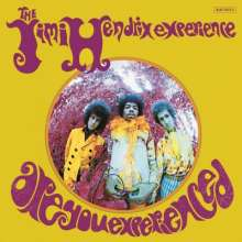 Jimi Hendrix: Are You Experienced (remastered) (180g) (US Version) (mono), LP