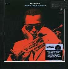 Miles Davis (1926-1991): 'Round About Midnight (180g) (mono), LP