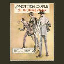 Mott The Hoople: All The Young Dudes (180g), LP