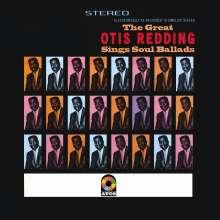 Otis Redding: The Great Otis Redding Sings Soul Ballads (180g), LP
