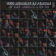 Otis Redding: In Person At The Whisky A Go Go (180g), LP