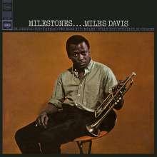 Miles Davis (1926-1991): Milestones (stereo) (180g), LP