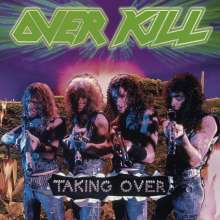 Overkill: Taking Over (180g), LP