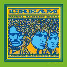 Cream: Royal Albert Hall 2005 (180g), 3 LPs