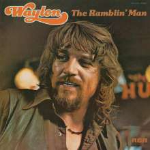 Waylon Jennings: Ramblin' Man (remastered) (180g), LP