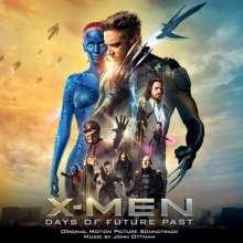 Original Soundtrack (OST): Filmmusik: X-Men: Days Of Future Past (180g), 2 LPs