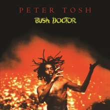 Peter Tosh: Bush Doctor (remastered) (180g), LP