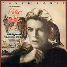 David Bowie: Peter And The Wolf (180g), LP