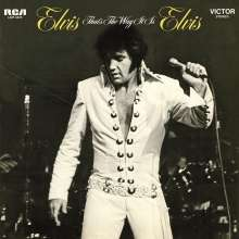 Elvis Presley (1935-1977): That's The Way It Is (remastered) (180g) (Deluxe Edition), 4 LPs