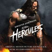 Original Soundtrack (OST): Filmmusik: Hercules (180g) (Limited Numbered Edition) (Colored Vinyl), 2 LPs