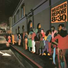 Weather Report: 8.30 (180g), 2 LPs