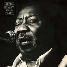 Muddy Waters: Muddy 'Mississippi' Waters Live (180g), LP