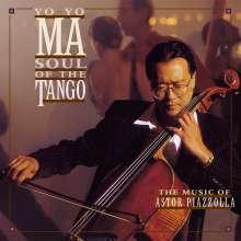 Yo-Yo Ma - Soul of the Tango, LP