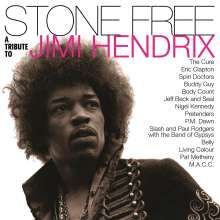 Stone Free - A Tribute To Jimi Hendrix (180g), 2 LPs
