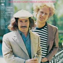 Simon & Garfunkel: Greatest Hits (180g), LP