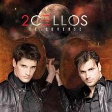 2 Cellos (Luka Sulic & Stjepan Hauser): Celloverse (180g), LP