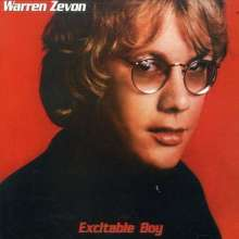 Warren Zevon: Excitable Boy (180g), LP