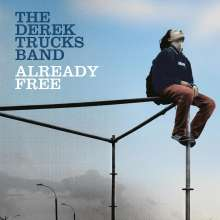 Derek Trucks: Already Free (180g), 2 LPs