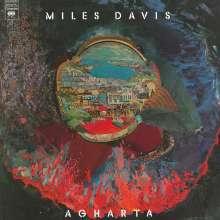 Miles Davis (1926-1991): Agharta (180g), 2 LPs