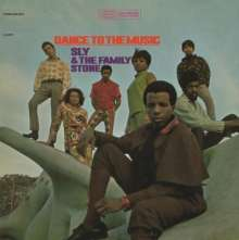 Sly & The Family Stone: Dance To The Music (180g), LP