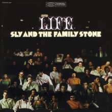 Sly & The Family Stone: Life (180g), LP