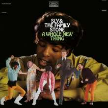 Sly & The Family Stone: A Whole New Thing (180g), LP