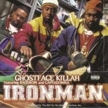 Ghostface Killah: Ironman (180g), 2 LPs