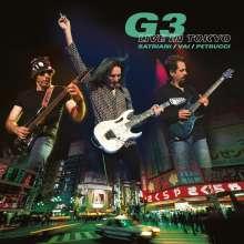 G3 (Satriani, Vai & Petrucci): Live In Tokyo (180g), 3 LPs