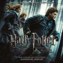Filmmusik: Harry Potter And The Deathly Hallows (180g), 2 LPs