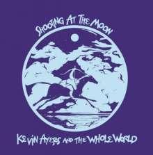 Kevin Ayers: Shooting At The Moon (180g), LP