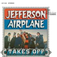 Jefferson Airplane: Takes Off (180g), LP