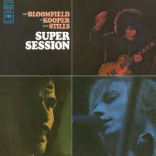 Mike Bloomfield, Al Kooper & Stephen Stills: Super Session (180g), LP
