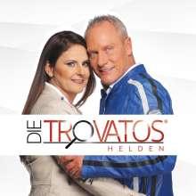 Die Trovatos: Helden, CD