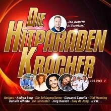 Die Hitparaden Kracher Vol.1, 2 CDs
