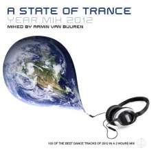 Armin Van Buuren: A State Of Trance Yearmix 2012, 2 CDs